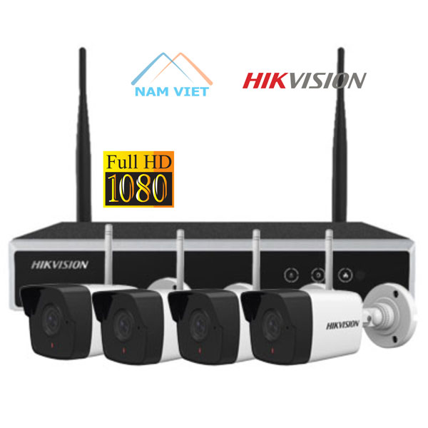Bộ kit Hikvision IP Wifi
